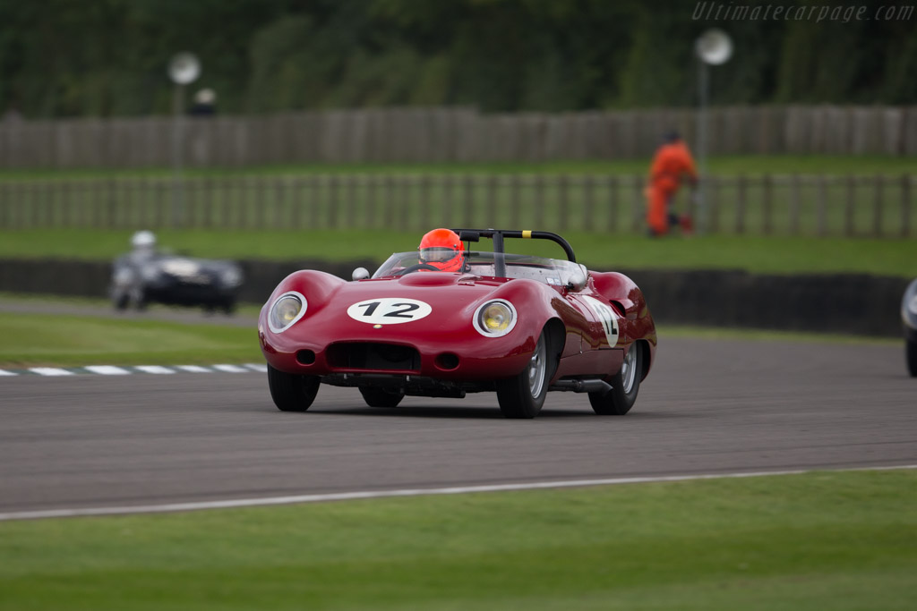 Lister Costin Chevrolet - Chassis: BHL 121   - 2015 Goodwood Revival