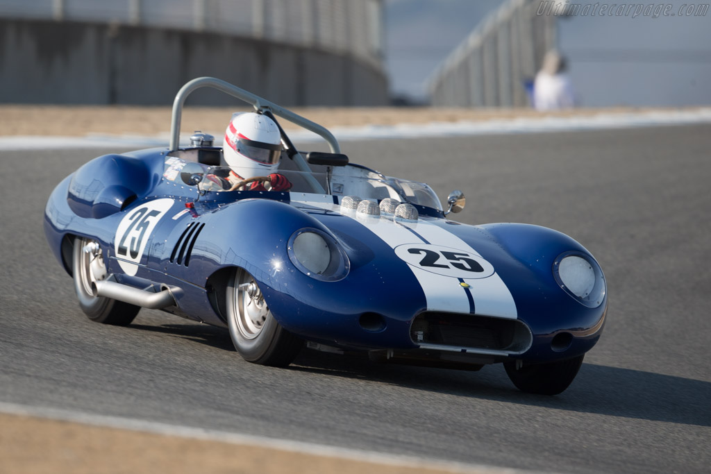 Lister Costin Chevrolet - Chassis: BHL 132   - 2016 Monterey Motorsports Reunion