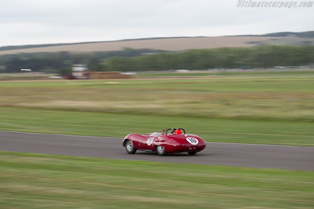 Lister Costin Chevrolet - Chassis: BHL 121   - 2016 Goodwood Revival