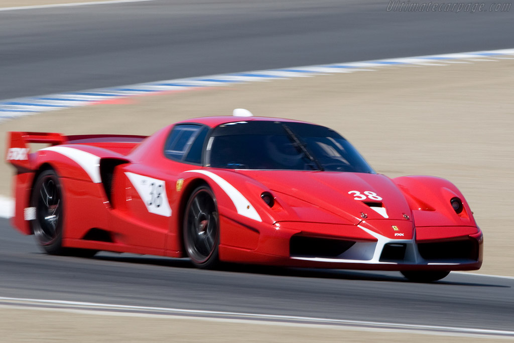 2007 Ferrari FXX Evoluzione - Images, Specifications and ...