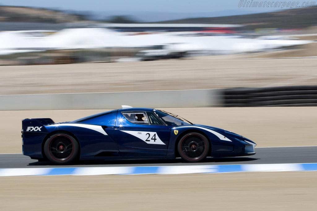 Ferrari Fxx Evoluzione 2008 Monterey Historic Automobile