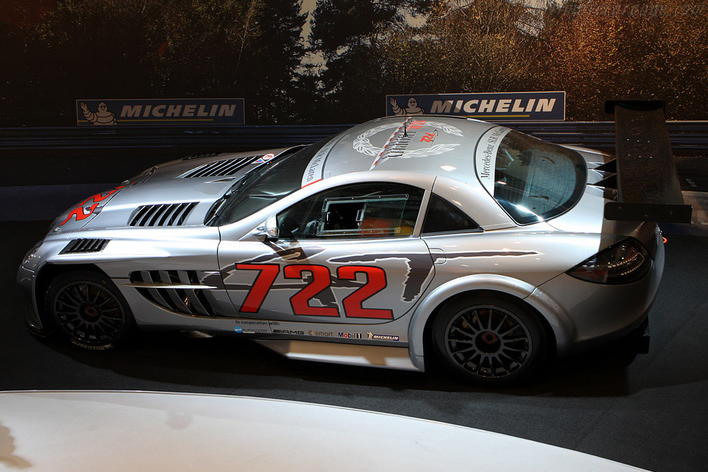 Mercedes-Benz SLR McLaren '722' GT    - 2007 Essen Motor Show