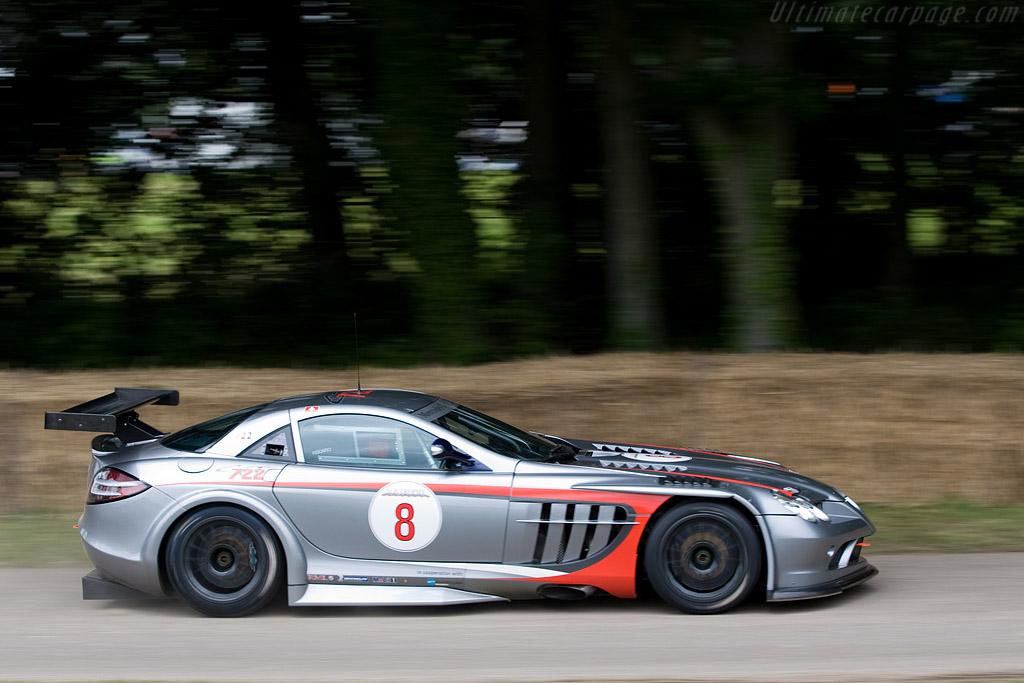 Mercedes-Benz SLR McLaren '722' GT    - 2008 Goodwood Festival of Speed
