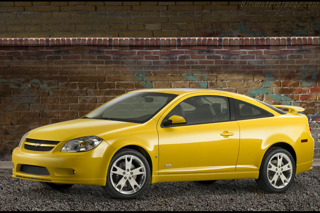 Click here to open the Chevrolet Cobalt SS Turbo gallery