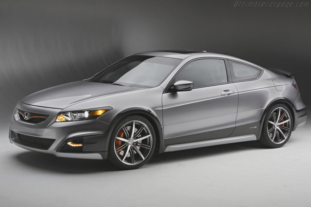 Click here to open the Honda Accord HS-F Concept gallery