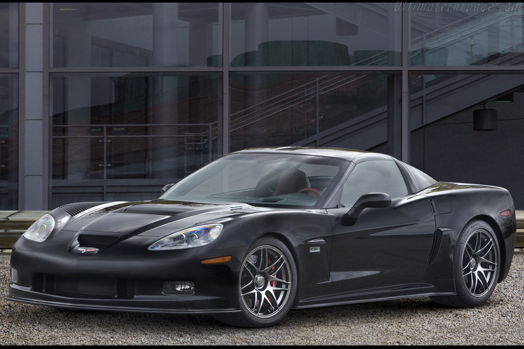Click here to open the Chevrolet Corvette C6RS gallery