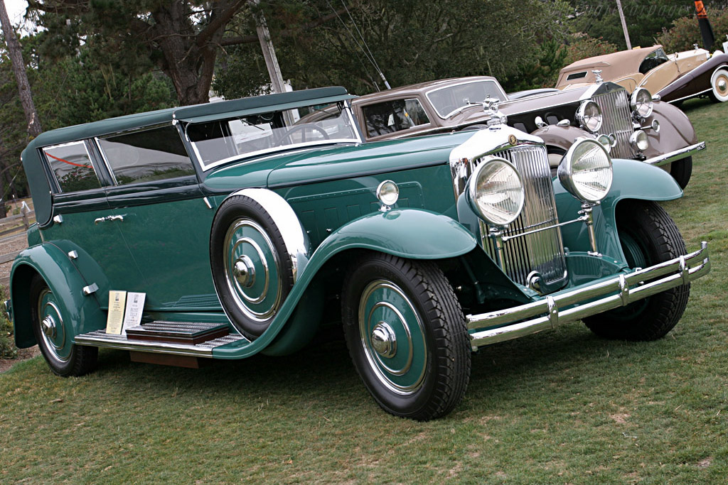 Click here to open the Minerva AL Rollston Convertible Sedan gallery
