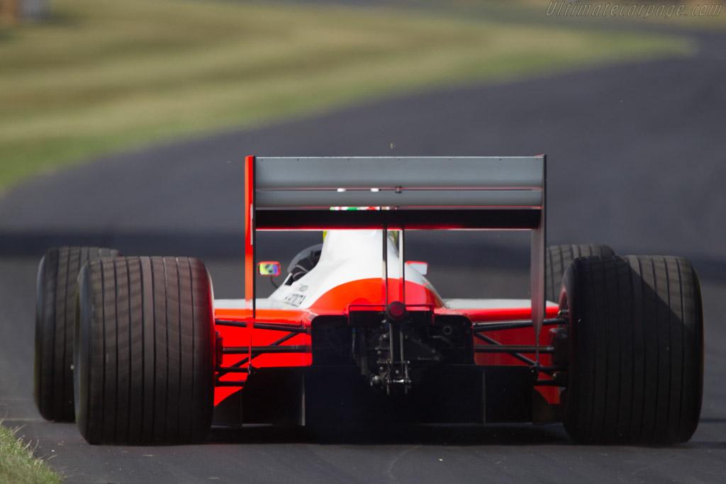 McLaren MP4/4 Honda - Chassis: MP4/4-1   - 2013 Goodwood Festival of Speed