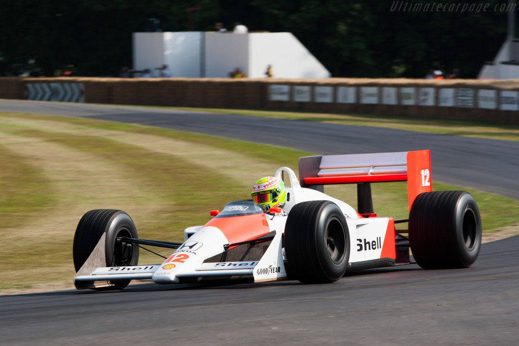 1988 Mclaren Mp4 4 Honda Images Specifications And