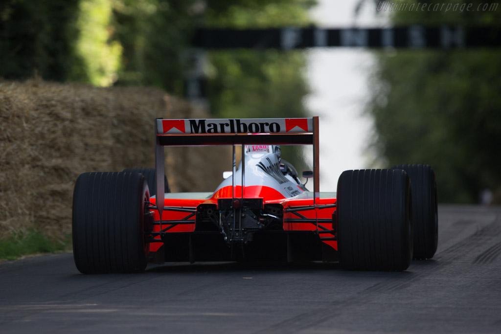 McLaren MP4/4 Honda - Chassis: MP4/4-5   - 2014 Goodwood Festival of Speed