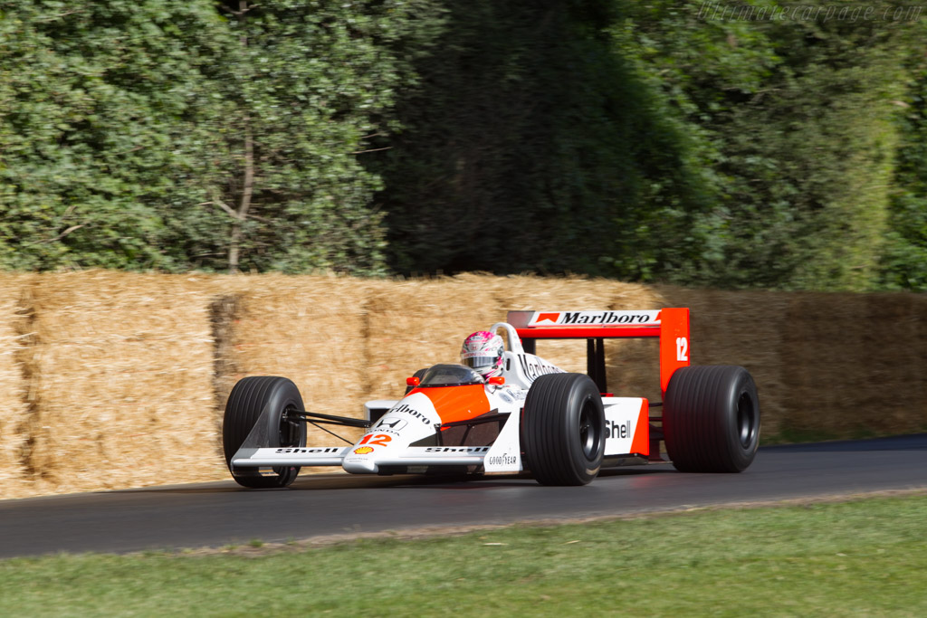 McLaren MP4/4 Honda - Chassis: MP4/4-5   - 2014 Goodwood Festival of Speed