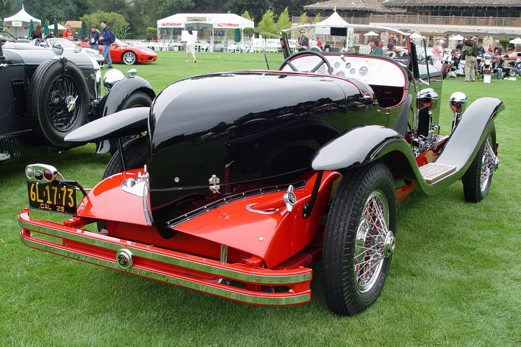duPont Model G Merrimac Speedster - Chassis: G903   - 2004 The Quail, a Motorsports Gathering