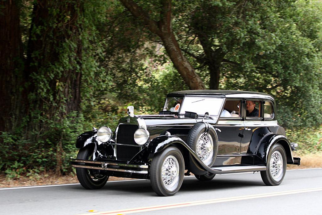 duPont Model G Merrimac Special Sedan - Chassis: ?   - 2007 Pebble Beach Concours d'Elegance