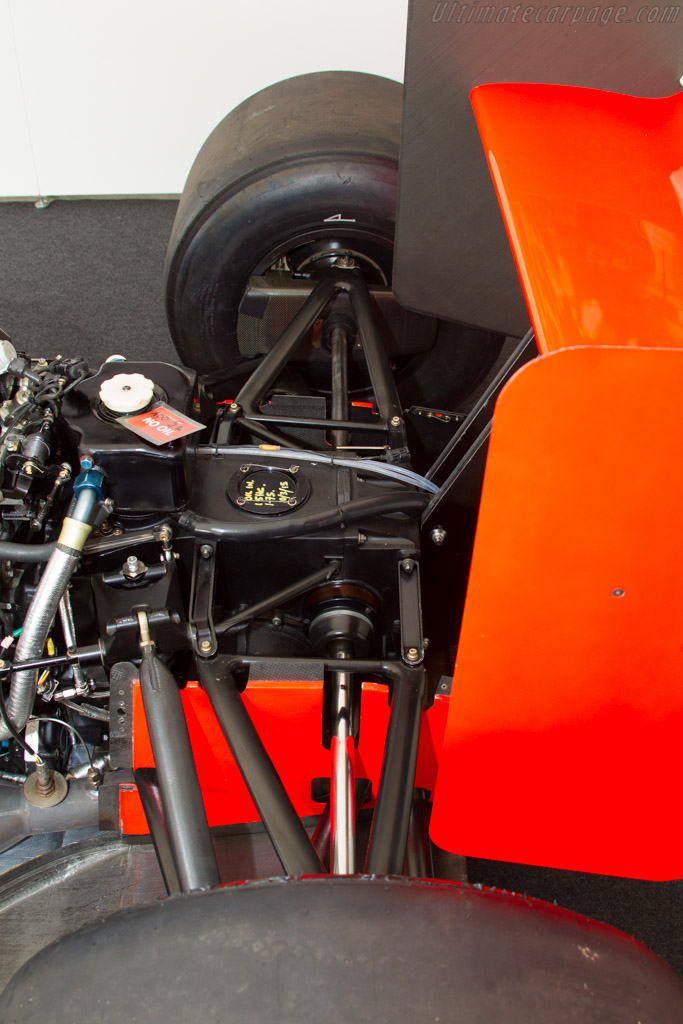McLaren MP4/5 Honda - Chassis: MP4/5-5   - 2015 Goodwood Festival of Speed