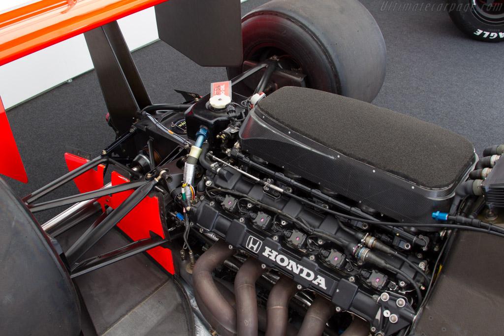 McLaren MP4/5 Honda - Chassis: MP4/5-5   - 2015 Goodwood Festival of Speed