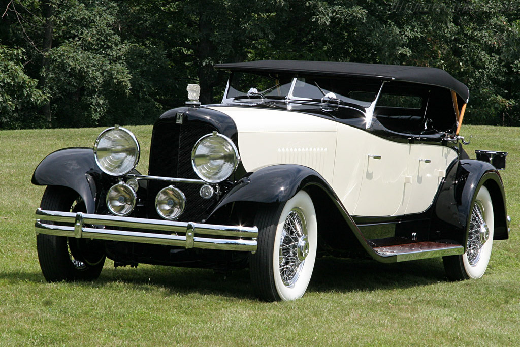 Click here to open the duPont Model H Merrimac Sport Phaeton gallery