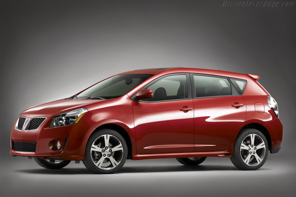 Click here to open the Pontiac Vibe GT gallery