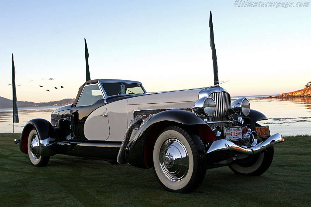 1933 Duesenberg Sj Weymann Fishtail Speedster Images