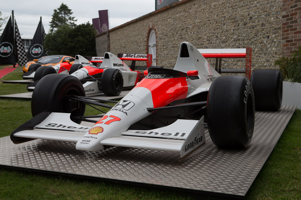 Click here to open the McLaren MP4/5B Honda gallery
