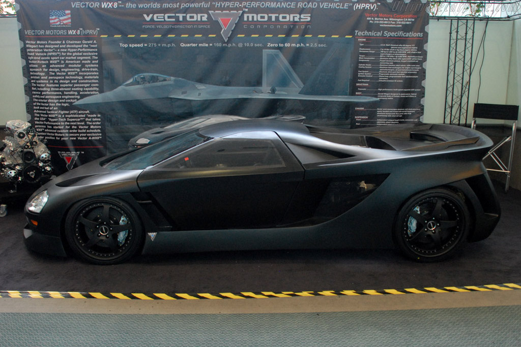 Vector Avtech WX-8