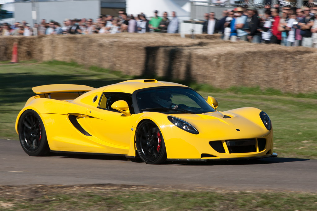 Hennessey Venom Gt 2011 Goodwood Festival Of Speed High