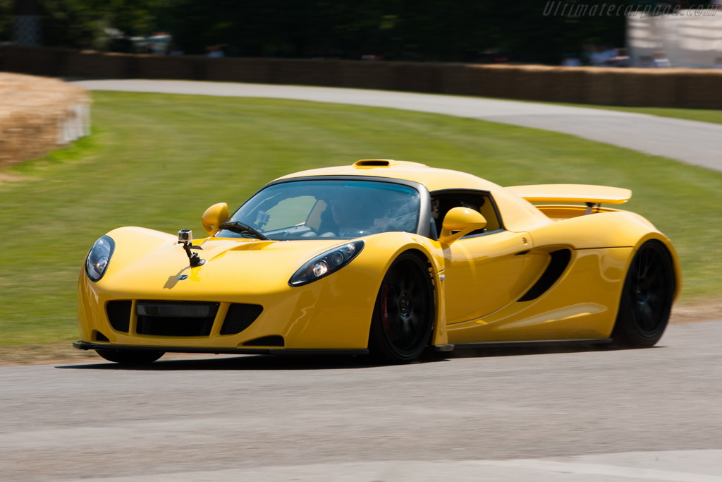 Click here to open the Hennessey Venom GT gallery