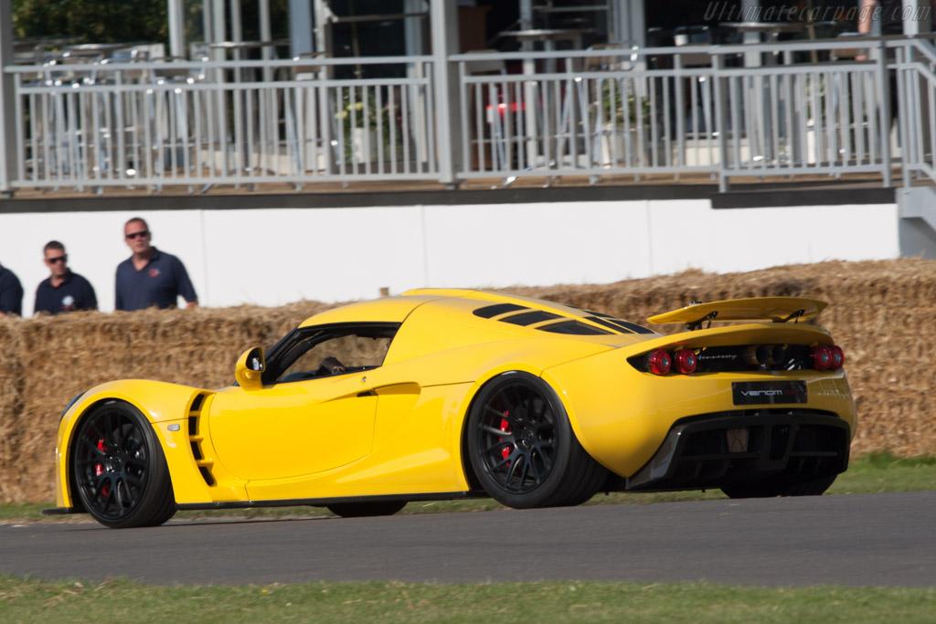 Hennessey Venom GT    - 2011 Goodwood Festival of Speed
