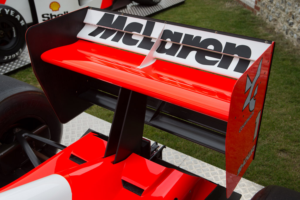 McLaren MP4/6 Honda - Chassis: MP4/6-10  - 2014 Goodwood Festival of Speed