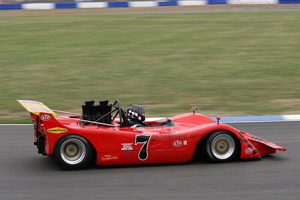March 707 Chevrolet - Chassis: 707/2   - 2006 Silverstone Classic