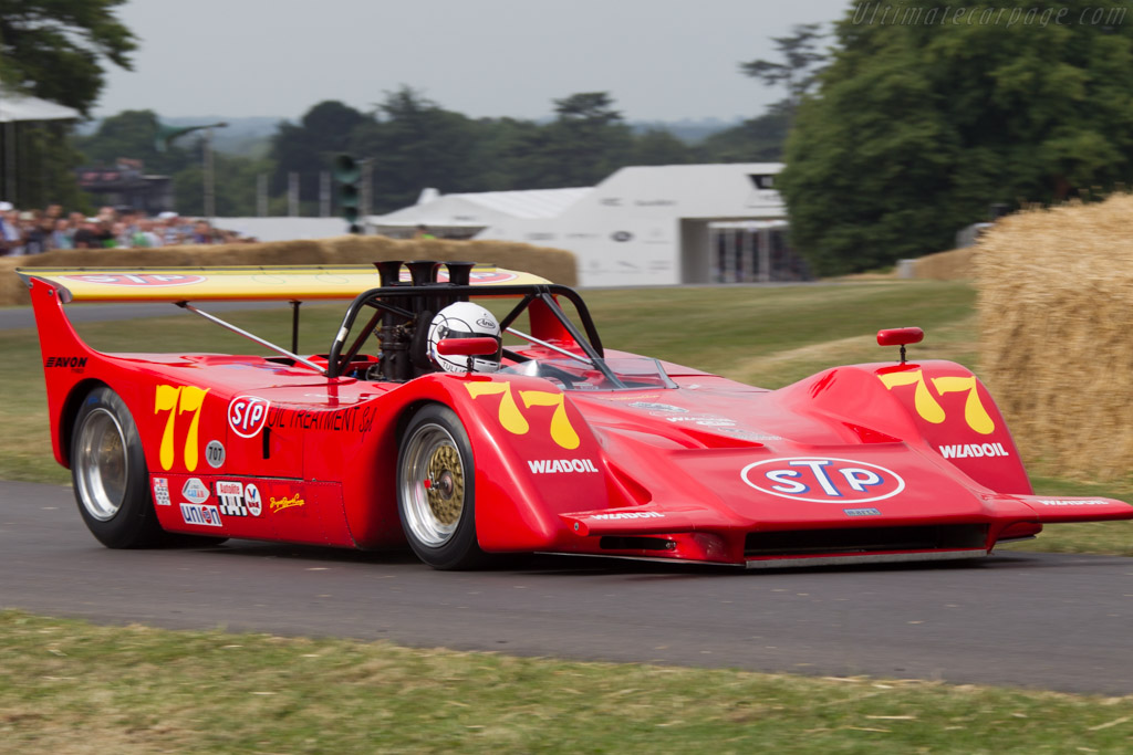 March 707 Chevrolet - Chassis: 707/2   - 2013 Goodwood Festival of Speed