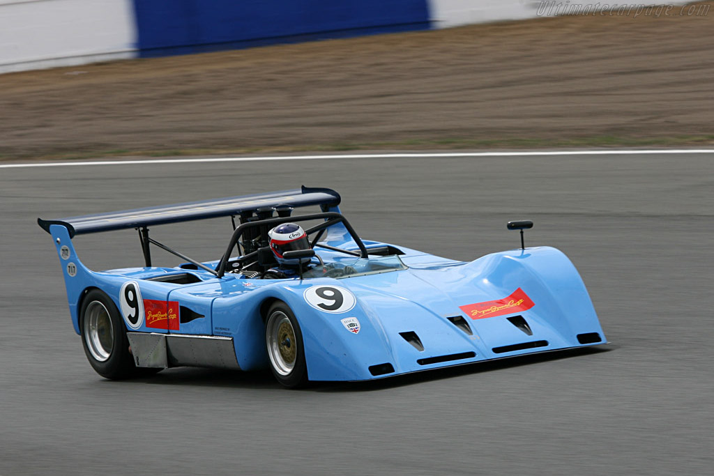 March 717 Chevrolet - Chassis: 717/1   - 2006 Silverstone Classic
