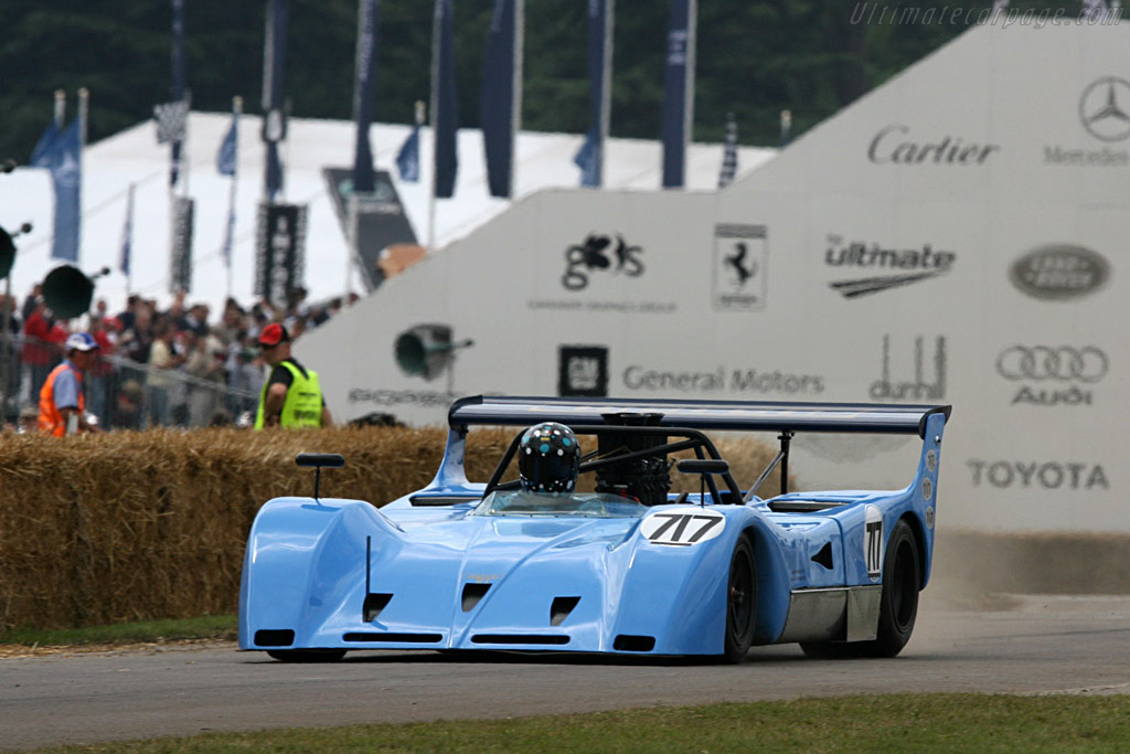 March 717 Chevrolet - Chassis: 717/1   - 2007 Goodwood Festival of Speed
