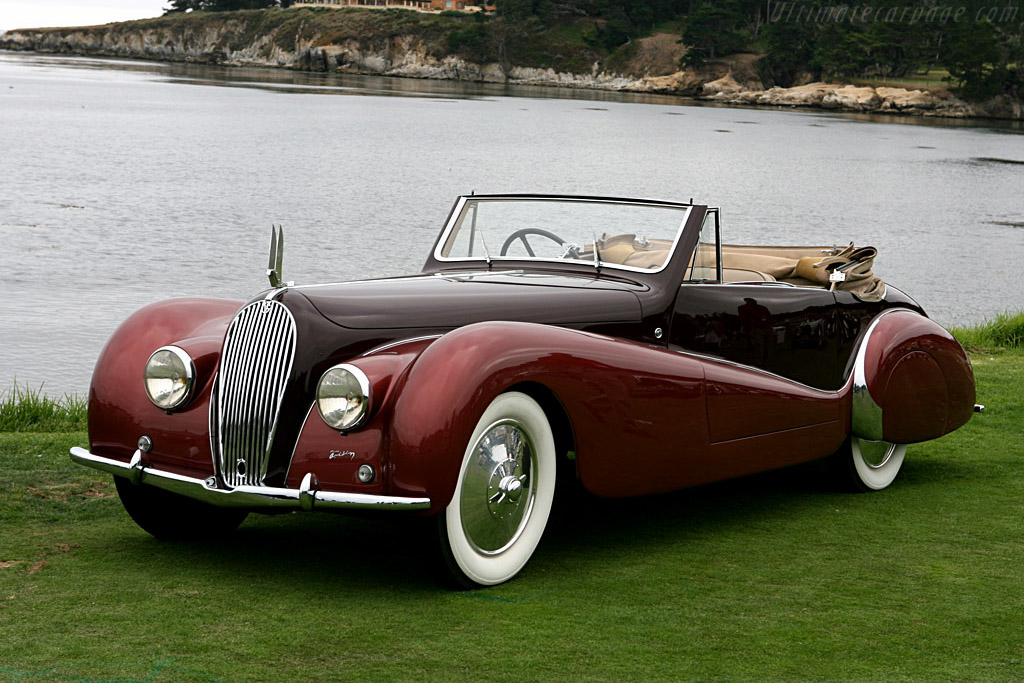 Click here to open the Voisin C28 Saliot Cabriolet gallery