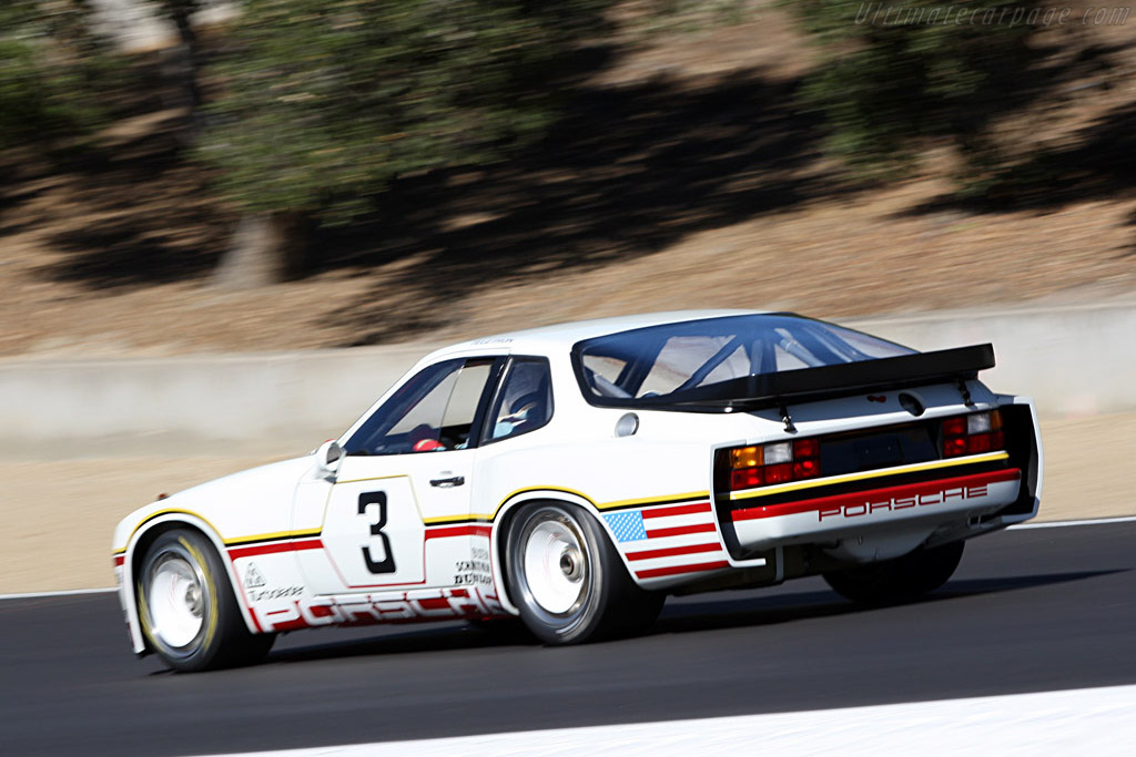 Porsche 924 Carrera GTP - Chassis: 003   - 2007 Monterey Historic Automobile Races