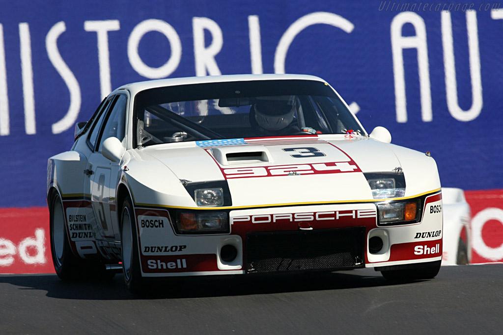 Porsche 924 Carrera GTP - Chassis: 003   - 2007 Monterey Historic Automobile Races