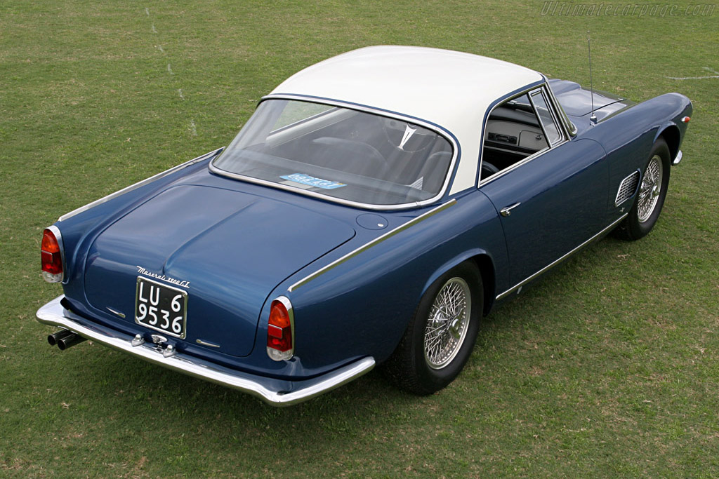 Maserati 3500 GT - Chassis: AM101.1954  - 2006 Palm Beach International, a Concours d'Elegance