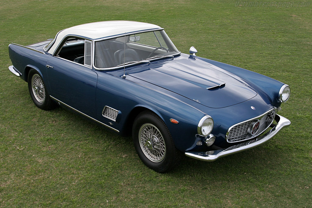 Click here to open the Maserati 3500 GT gallery