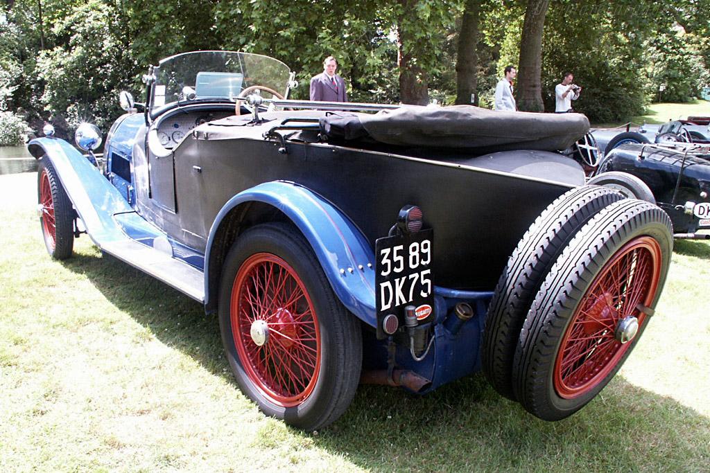 Bugatti Type 30 Kelsch Torpedo - Chassis: 4314   - 2002 Louis Vuitton Classic