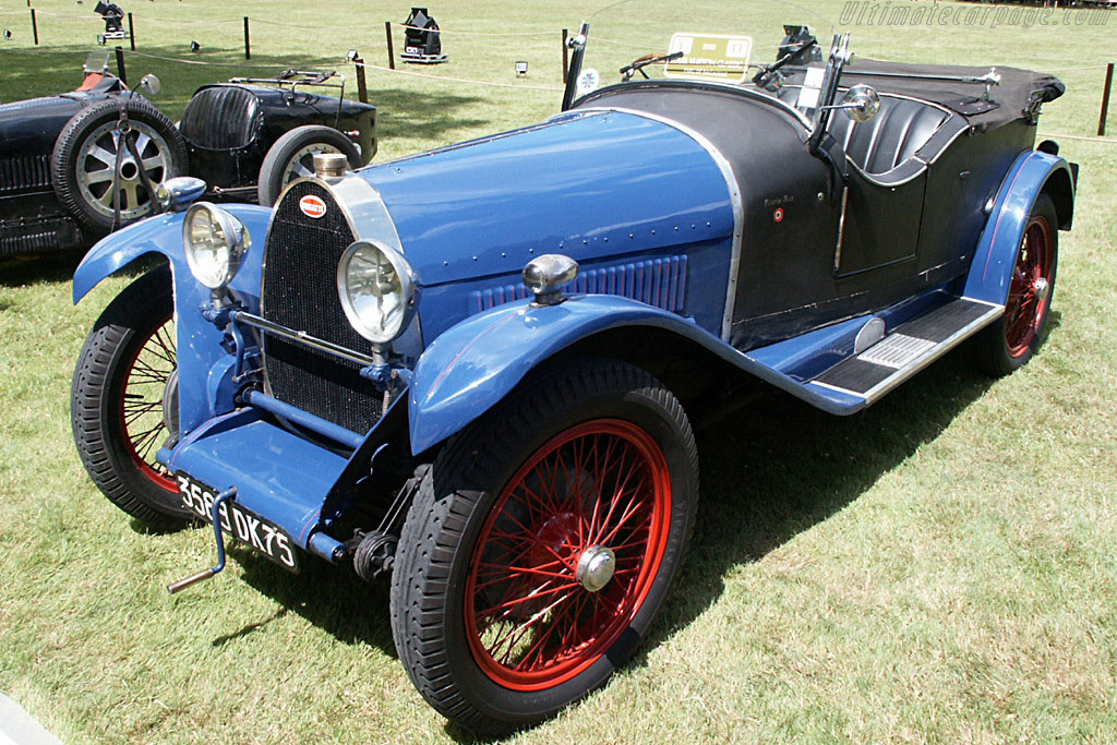 Bugatti Type 30 Kelsch Torpedo - Chassis: 4314   - 2002 Louis Vuitton Classic