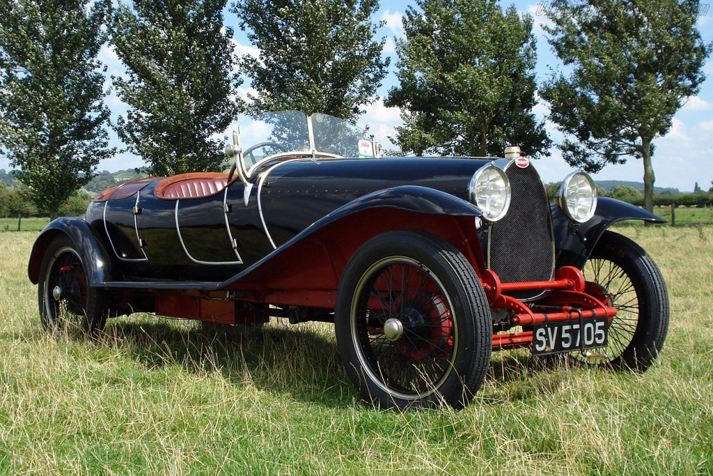 Click here to open the Bugatti Type 30 Lavocat & Marsaud Torpedo gallery