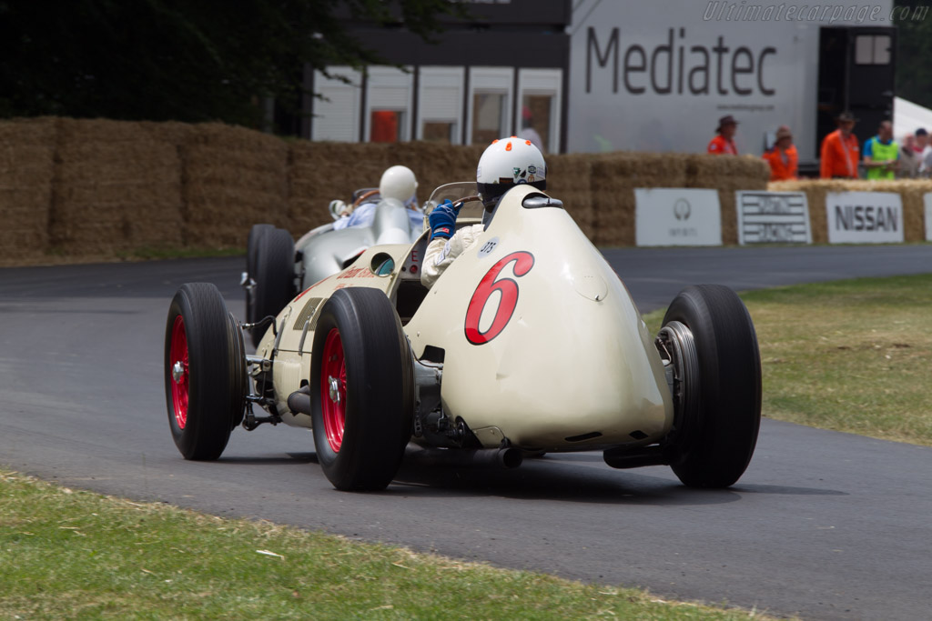 Ferrari 375 Indy - Chassis: 02   - 2013 Goodwood Festival of Speed
