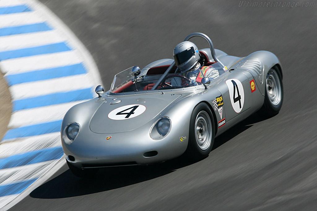 Porsche 718 RS 60 Spyder - Chassis: 718-052   - 2006 Monterey Historic Automobile Races