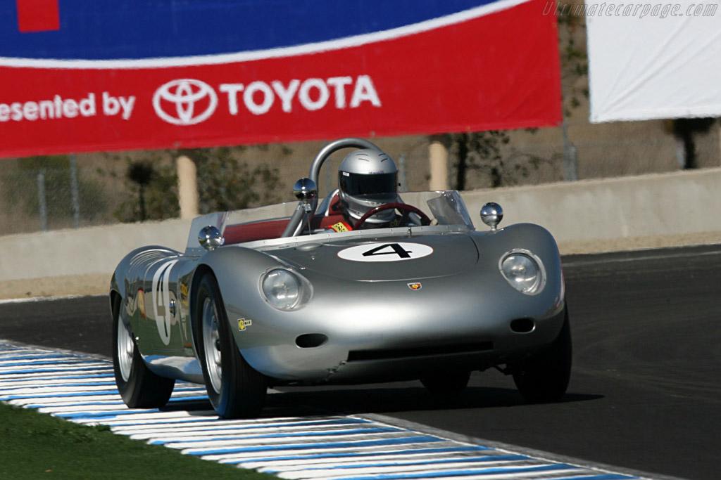 Porsche 718 RS 60 Spyder - Chassis: 718-052   - 2007 Monterey Historic Automobile Races