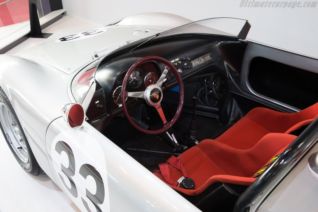 Porsche 718 W-RS - Chassis: 718-047   - 2016 Retromobile