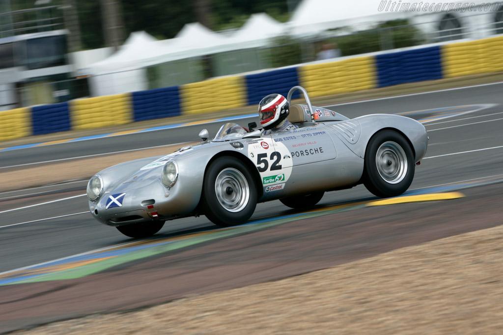 Porsche 550a Rs Spyder Chassis 550a 0135 2008 Le Mans