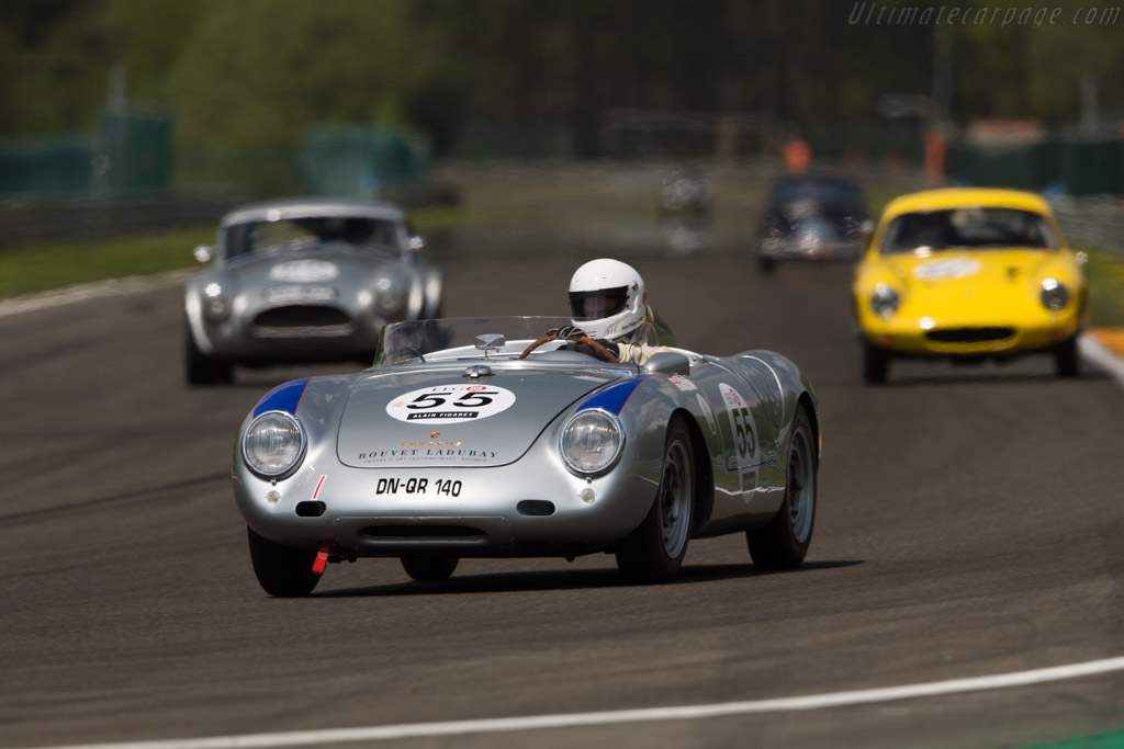 Porsche 550A RS Spyder - Chassis: 550A-0143   - 2016 Spa Classic