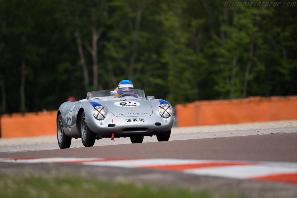 Porsche 550A RS Spyder - Chassis: 550A-0143   - 2016 Grand Prix de l'Age d'Or