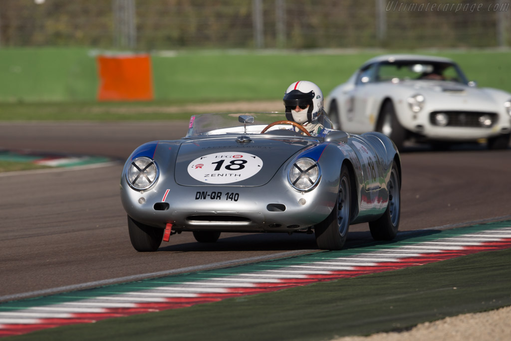Porsche 550A RS Spyder - Chassis: 550A-0143   - 2016 Imola Classic