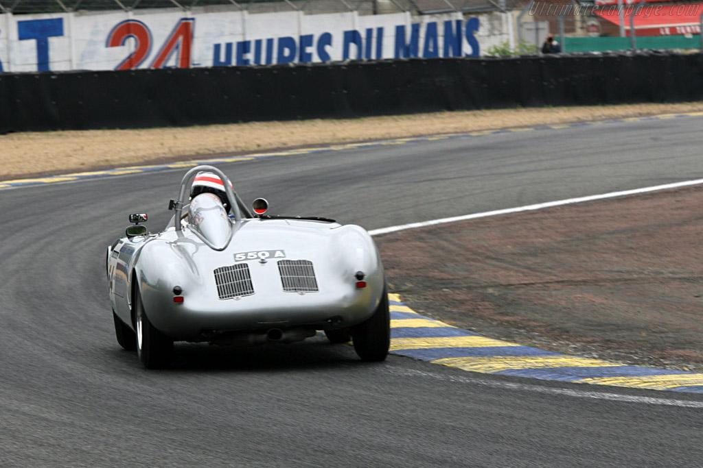 Porsche 550a Rs Spyder Chassis 550a 0135 2006 Le Mans Classic