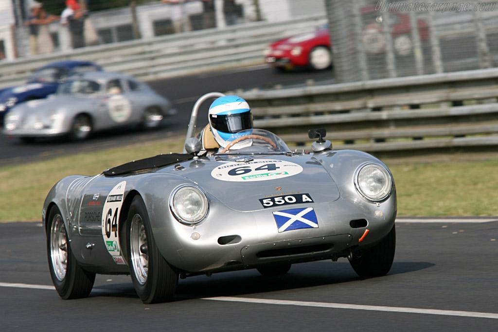 Porsche 550A RS Spyder - Chassis: 550A-0135  - 2006 Le Mans Classic